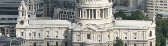 St Paul's cathedral - blog